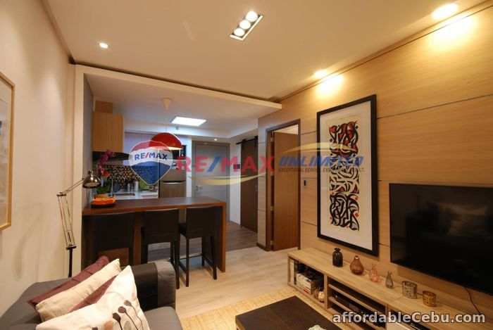 4th picture of FOR SALE: Fully Furnished & Tastefully Designed 1BR at Avida Towers 34th BGC For Sale in Cebu, Philippines