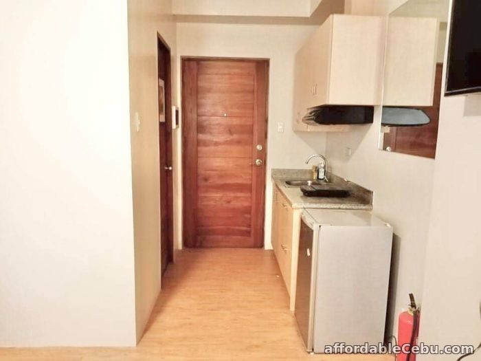 4th picture of Mivesa Studio Unit for RENT For Rent in Cebu, Philippines