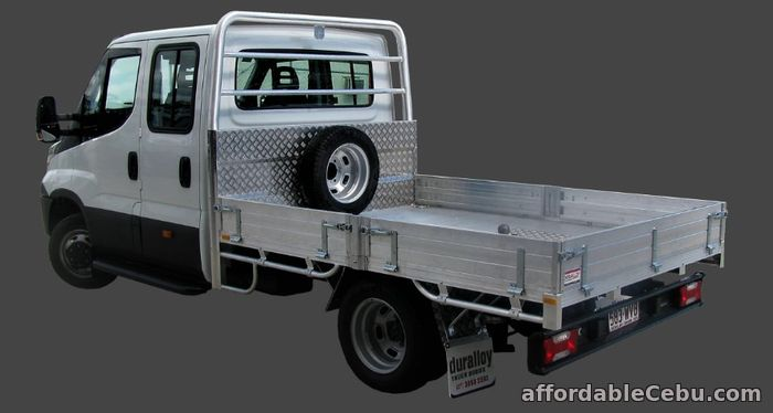 1st picture of 5th Wheel and Gooseneck Bodies - Duralloy Truck Bodies For Sale in Cebu, Philippines