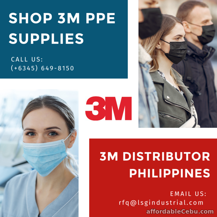 1st picture of Number One 3M Distributor in the Philippines For Sale in Cebu, Philippines