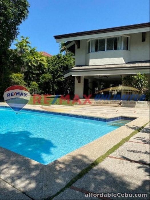 1st picture of Ayala Alabang House & Lot For Lease For Rent in Cebu, Philippines