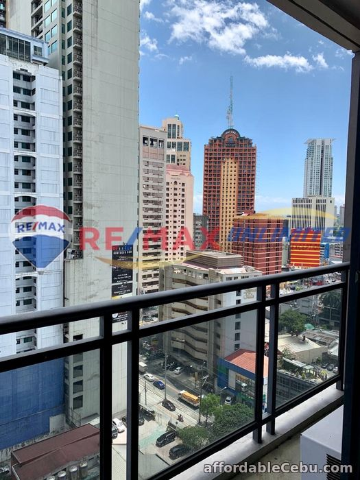 2nd picture of Studio Unit at The Gramercy Residences For Lease For Rent in Cebu, Philippines