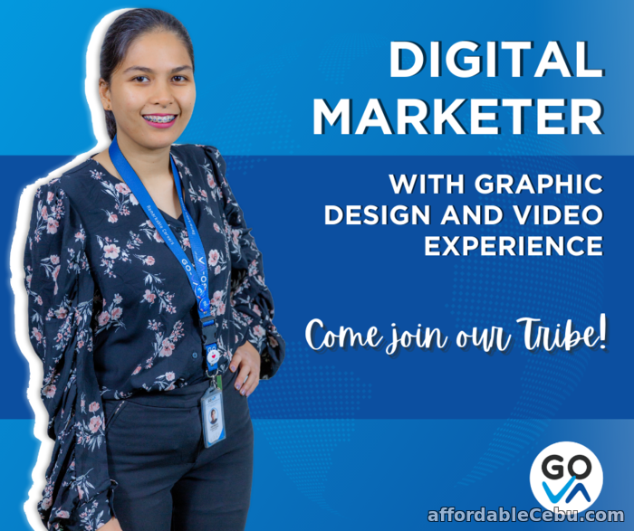 1st picture of Now Hiring Work-from-Home: Digital Marketer Looking For in Cebu, Philippines