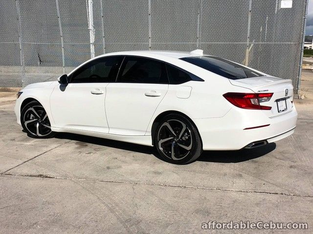 3rd picture of Used 2020 Honda Accord Sport For Sale in Cebu, Philippines