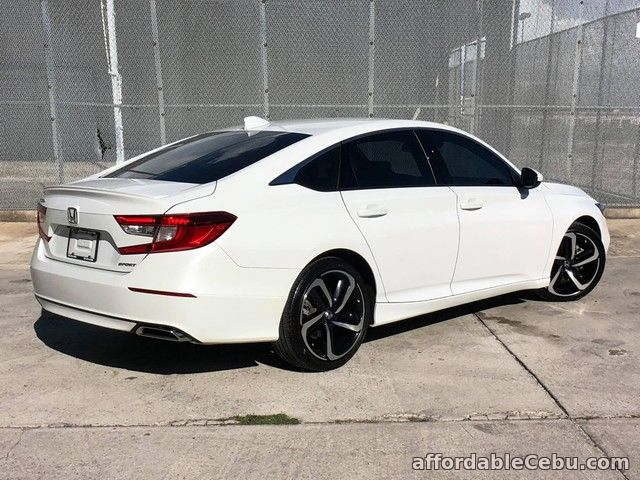 4th picture of Used 2020 Honda Accord Sport For Sale in Cebu, Philippines