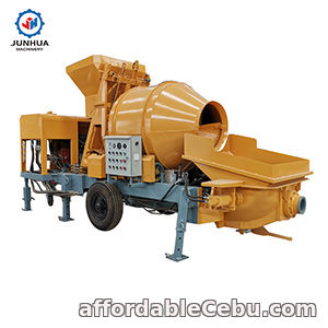 2nd picture of concrete pump with mixer For Sale in Cebu, Philippines