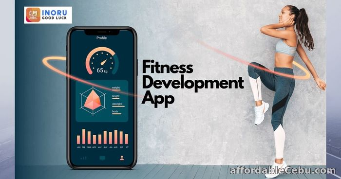 1st picture of Fitness Trainer App - A New Step To Shape A Healthy World! For Sale in Cebu, Philippines