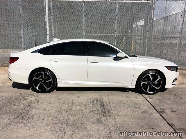 5th picture of Used 2020 Honda Accord Sport For Sale in Cebu, Philippines