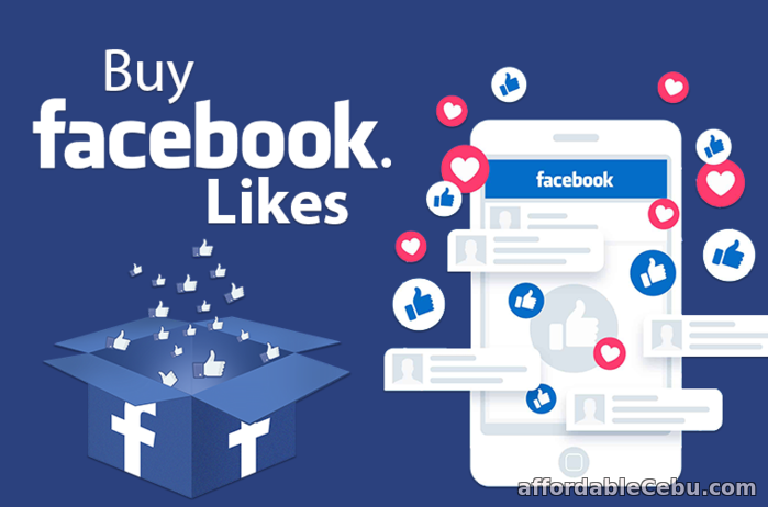 1st picture of Why You Should Buy Real Facebook Page Likes? For Sale in Cebu, Philippines