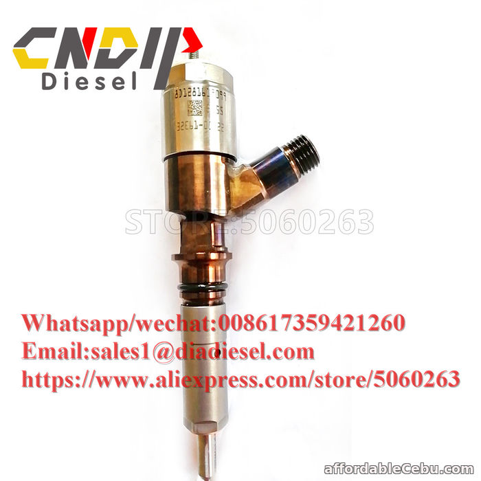 1st picture of CNDIP Diesel Fuel CAT Injector 326-4740 3264740 32E61-00022 for sale For Sale in Cebu, Philippines