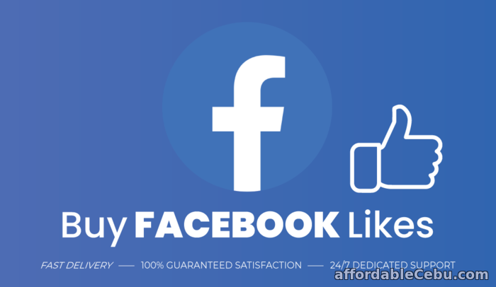 1st picture of How to Buy Real Facebook Likes? For Sale in Cebu, Philippines