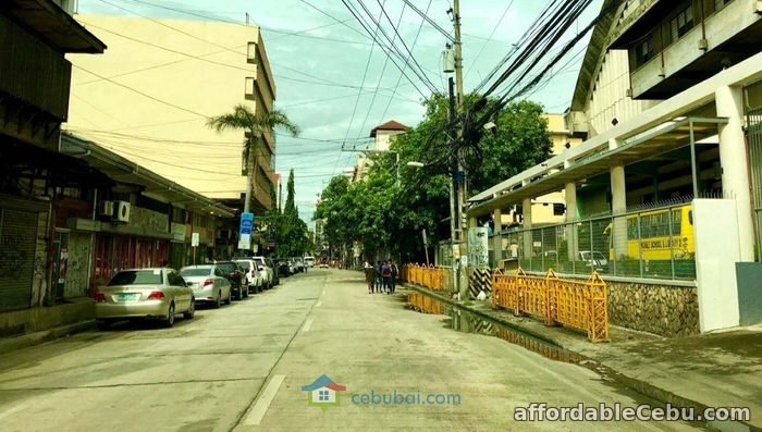 1st picture of 506 Square Meters Titled Commercial Lot For Sale across USC Main For Sale in Cebu, Philippines