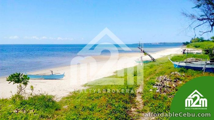 2nd picture of 200 SQM COMMERCIAL BEACH  LOT IN MEDELLIN,CEBU For Sale in Cebu, Philippines
