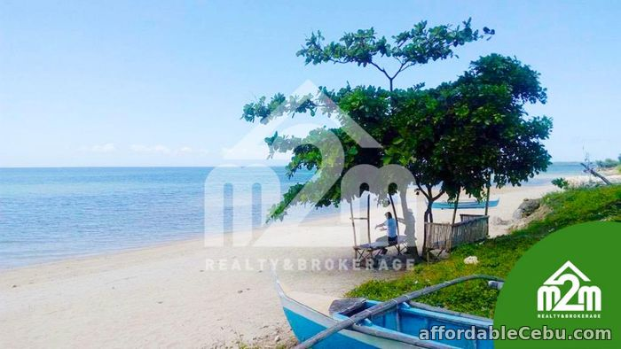 2nd picture of 55 SQM Beach Lot for SALE in Daan Lungsod, Medellin Cebu For Sale in Cebu, Philippines