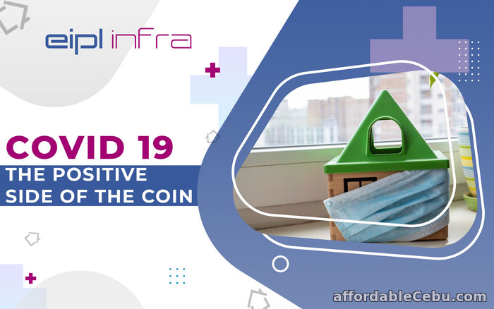1st picture of Covid 19 – The Positive Side of the Coin For Sale in Cebu, Philippines