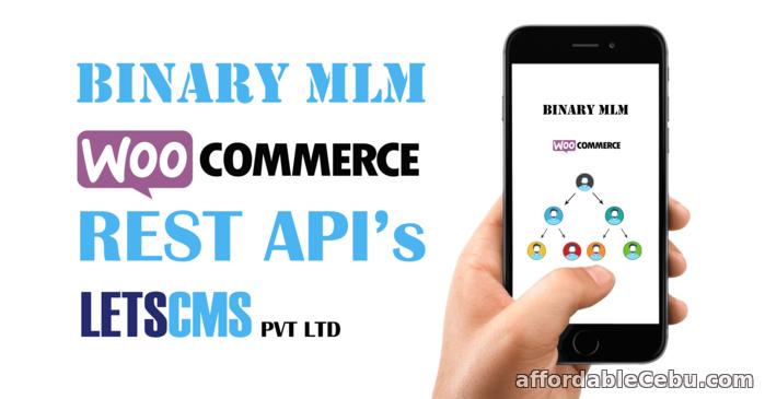 1st picture of Binary MLM Rest API | BMW WordPress Rest API FrontEnd | BMW Rest API Offer in Cebu, Philippines