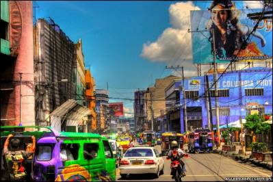 Picture of Colon St., Cebu City