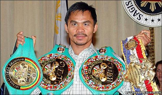 Picture of Why does Manny Pacquiao Being Sued for $10 Million by Record Label?