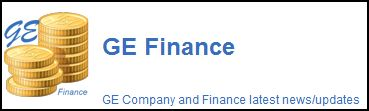 Picture of GE Finance - latest financial news/updates of GE company