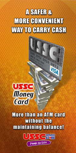 Picture of USSC Money Card