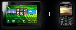 Picture of Globe Blackberry Playbook Plan and Rates
