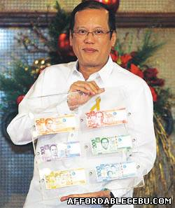 Picture of Philippines New Peso Bills Mistakes on Geographical Location