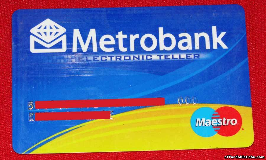 How to Apply for Metrobank ATM Card Bank Account - Banking 2031