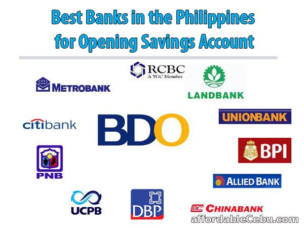 how to open a bank account in the phillipines