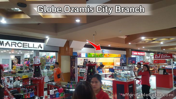 Globe Ozamis City Branch Phone Number Directory 30256