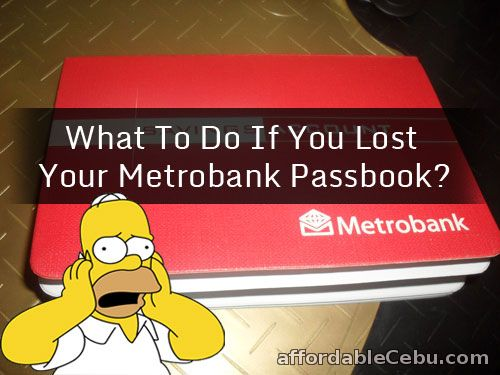 application for lost bank passbook