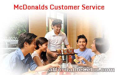 Mcdonald customer service address