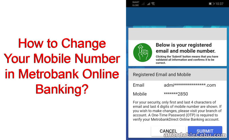 How to Change or Update Your Mobile Phone Number in