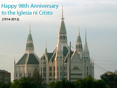 Picture of Iglesia Ni Cristo (INC) 98th Anniversary
