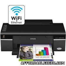 Picture of Download Epson T40W Resetter (Adjustment Program) Free