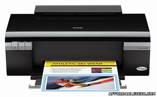 Picture of Download Epson C120 Resetter (Adjustment Program) Free