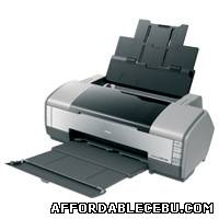 Picture of How to Reset Epson R1390 Printer