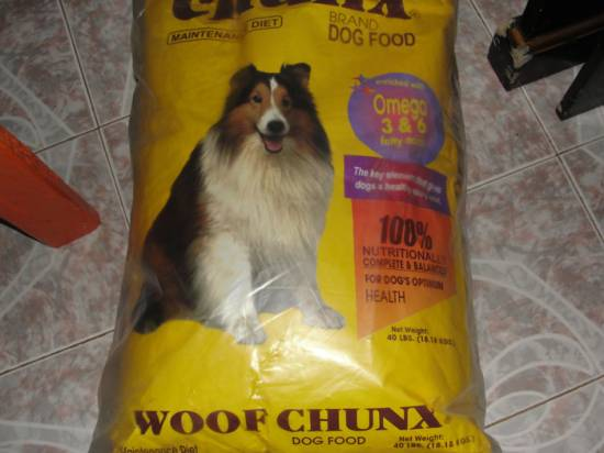 Picture of Woof Chunx: Best Dog Food Review
