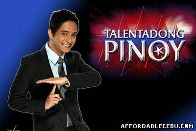 Picture of Talentadong Pinoy Grand Winner Champion 2011 Joseph The Artist