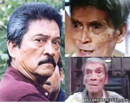 Picture of Famous Filipino Villain Actor Paquito Diaz Dies