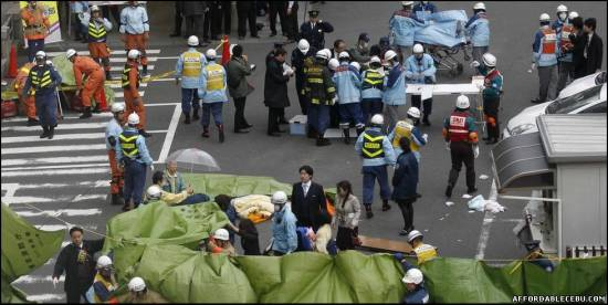 Picture of Japan Earthquake and Tsunami Pictures (March 11, 2011)
