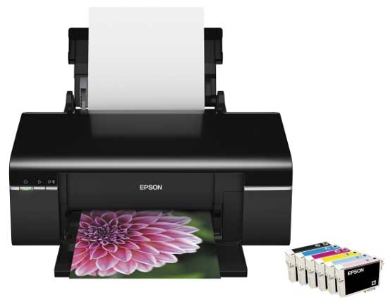 Picture of Download Epson T60 Printer Resetter (Adjustment Program) Free