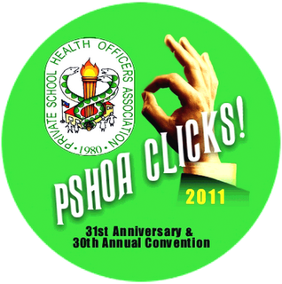 Picture of 31st Anniversary and 30th Annual Convention of the Private School Health Officers' Association (PSHOA), Inc.