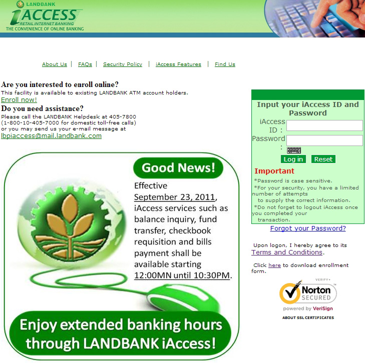 lbpiaccess How to Apply for Landbank Online Banking (LBPIAccess) - Banking 9467