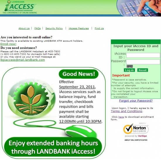 Picture of How to Apply for Landbank Online Banking (LBPIAccess)