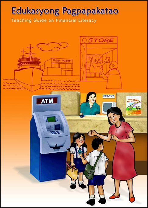 Edukasyong Pagpapakatao Teaching Guide on Financial Literacy