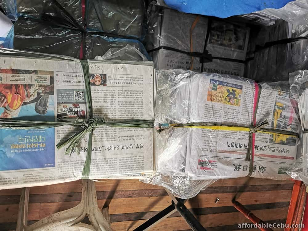 Scrap Newspapers for Sale in Philippines