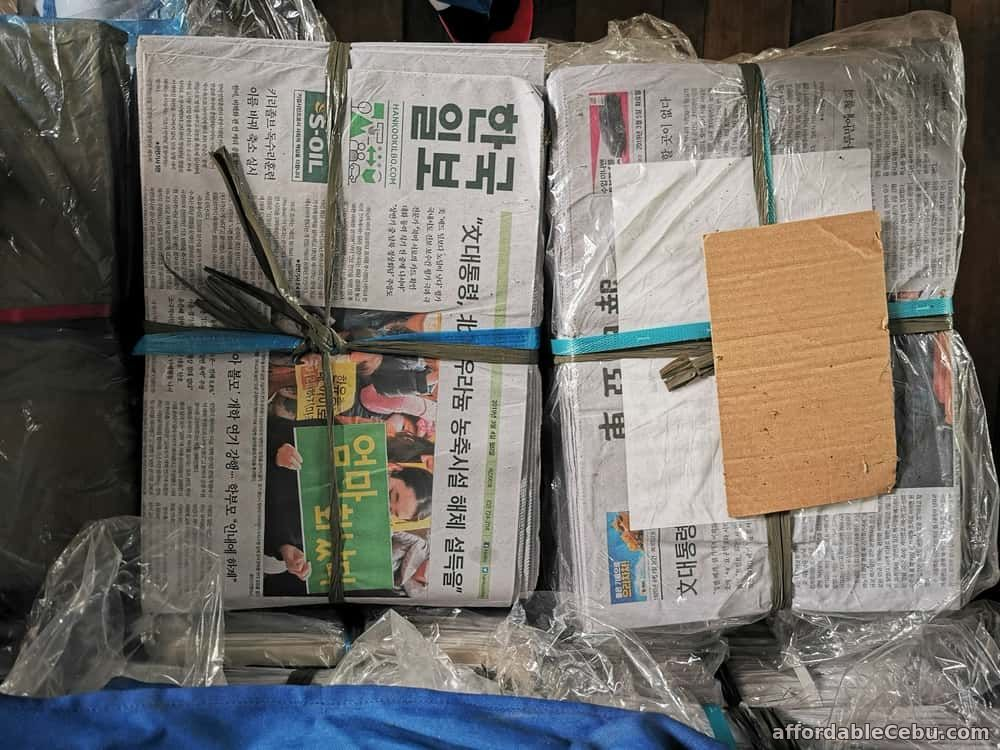 Used Newspapers for Sale in Philippines 4