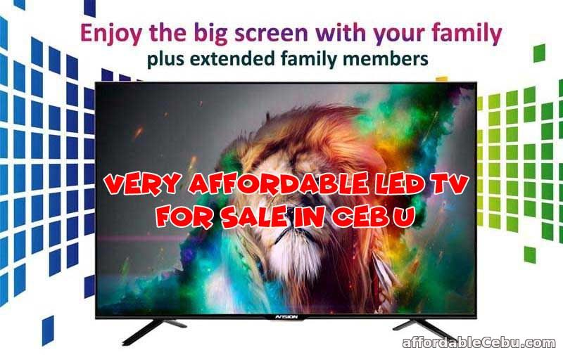Very Affordable LED TV for Sale in Cebu
