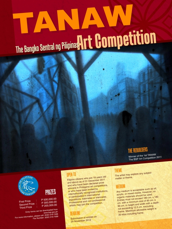 BSP Tanaw Art Competition