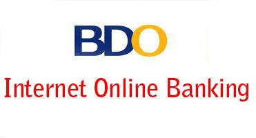 BDO Internet Online Banking